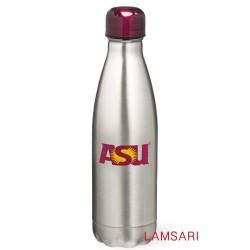 Starbucks Swell ASU Double Wall Stainless Steel Water Bottle 17 Fl Oz