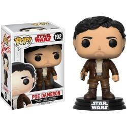 FUNKO Pop Star Wars Poe Dameron Vinyl Figure of Last Jedi