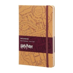 Moleskine Harry Potter Limited Edition Notebook - Marauder's Map