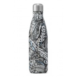 Starbucks S'well Kelsey Montague Mermaid Blue Water Bottle