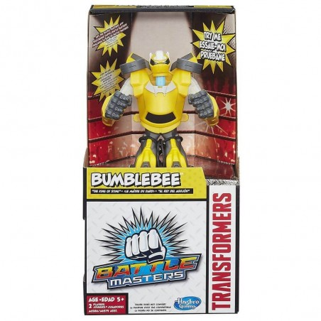Transformers Battle Masters Bumblebee Figure