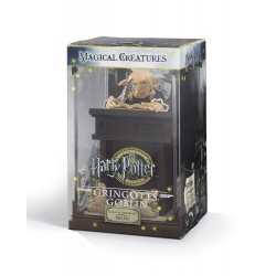 Harry Potter Magical Creature No 10 Gringotts Goblin by Noble Collection