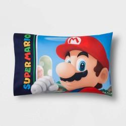Super Mario Kingdom Hero Twin Pillowcase