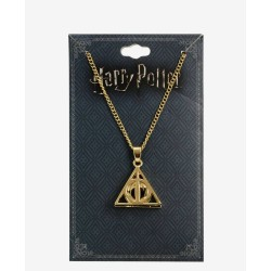 Harry Potter Deathly Hallows Bling Necklace