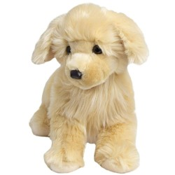 FAO Schwarz Golden Retriever Plush 20-Inch Dog Stuffed Animal