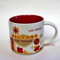 Starbucks Las Vegas Mug You Are Here Collection 14 Fl Oz