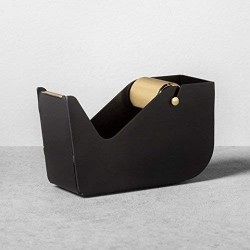 Hearth and Hand with Magnolia Black Cast Metal Tape Dispenser
