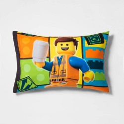 Lego Movie 2 Vest Buddies Standard Pillowcase