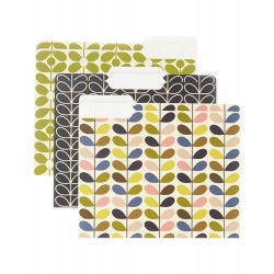 Orla Kiely Multi Stem Assortment File Folders Pack of 6