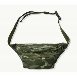Victoria's Secret PINK Camo Green Waist Belt Bag