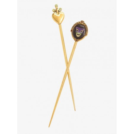 Loungefly Disney Snow White and The Seven Dwarfs Evil Queen Hair Pins