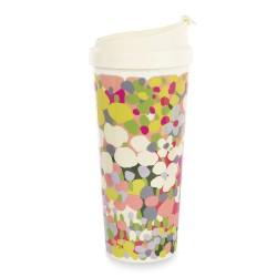 Kate Spade Floral Dot Thermal Mug