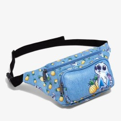 Disney Lilo and Stitch Pineapples Waist Fanny Pack