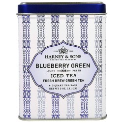 Harney & Sons Blueberry Green Fresh Brew Iced Tea