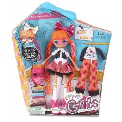 Lalaoopsy Girls My Hair Changes Color Bea Spells-a-Lot Doll