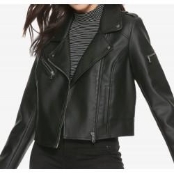 Riverdale Southside Serpents Faux Leather Girls Jacket Size Junior M