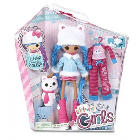 Lalaloopsy Girls My Hair Changes Color Mittens Fluff N Stuff Doll