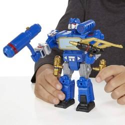 Transformers Hero Mashers Soundwave Figure