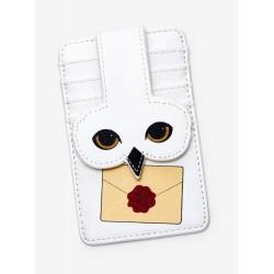 Harry Potter Hedwig With Letter Cardholder