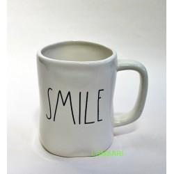 Rae Dunn Smile Mug
