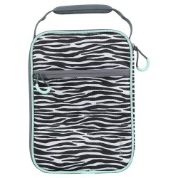 Embark Crushproof Lunch Box - Zebra