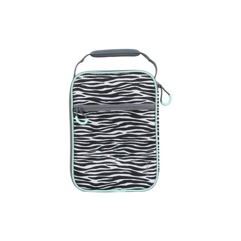 Embark Crushproof Lunch Box - Zebra