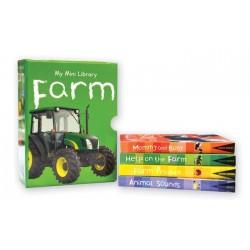 My Mini 4-Pack Library: Farm