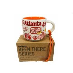 Starbucks Atlanta Georgia Demitasse Mug Ornament Been There Series