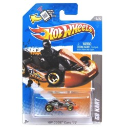 Hot Wheels HW Code Cars 2012 Go Kart 224/247