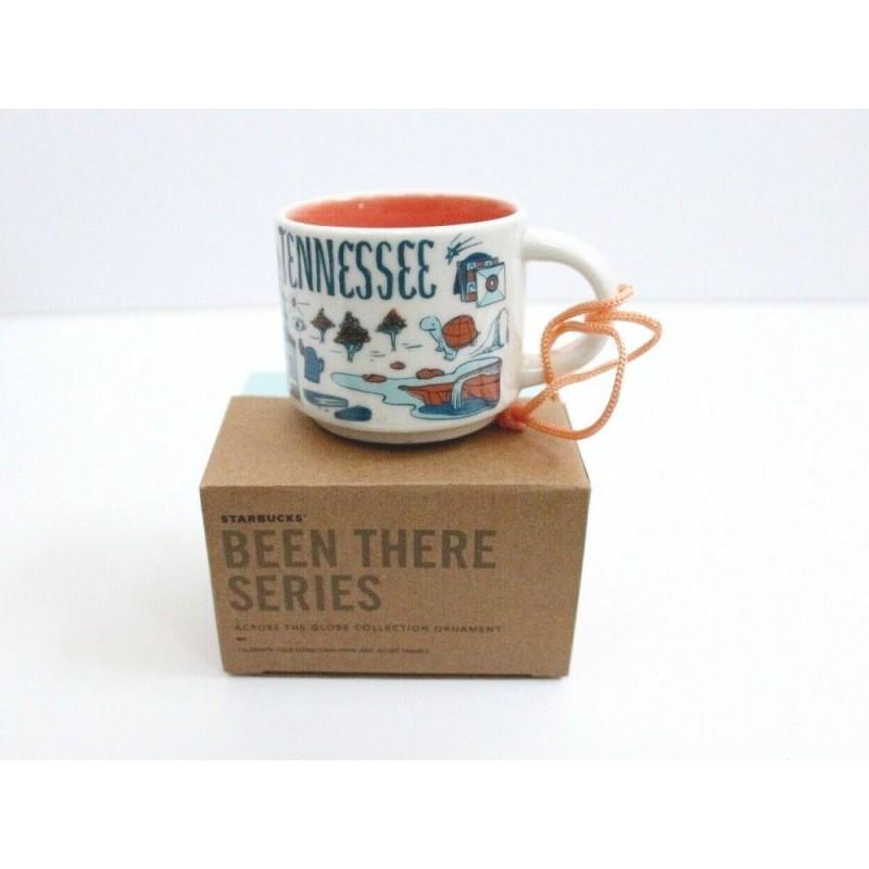Starbucks Tennessee Demitasse Mug Been There Series 2 Fl Oz