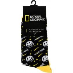 Nat Geo Moon Socks