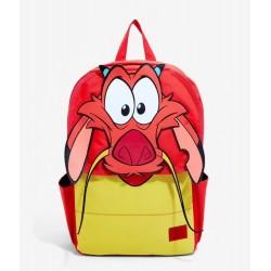 Loungefly Disney Mulan Wushu Face Backpack