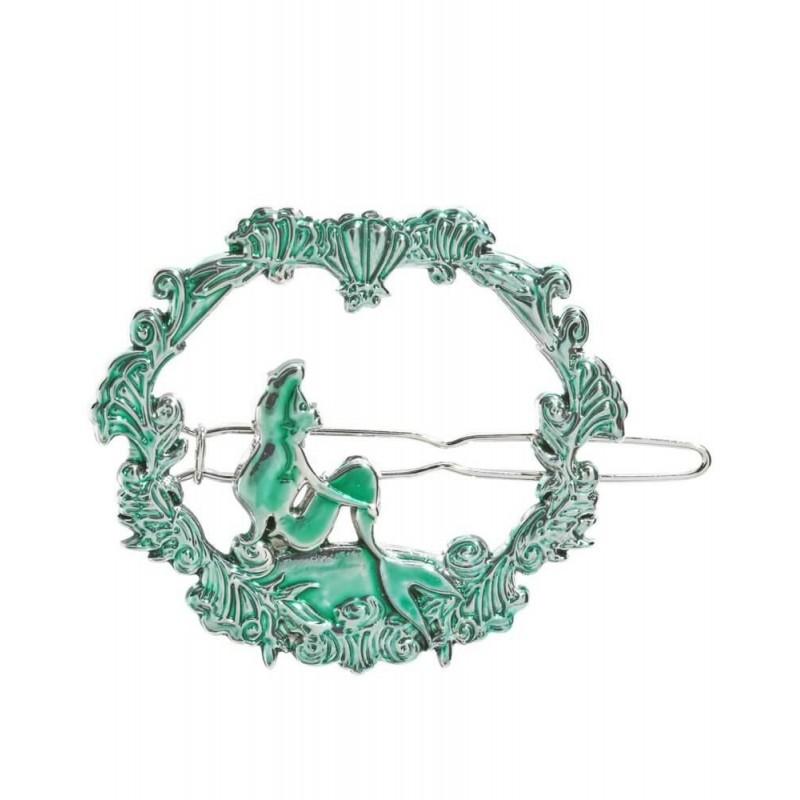 Disney the Little Mermaid Ariel Coral Wreath Hair Barrette