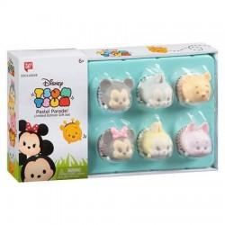 Disney Tsum Tsum Pastel Parade - Set of 6