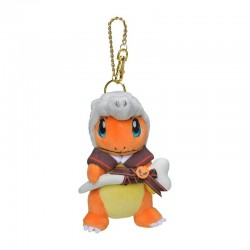 Pokemon Charmander Halloween Festival Pumpkin Parade Plush Keychain