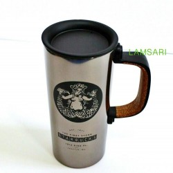 Starbucks the First Store Pike Place Stainless Steel Travel Tumbler 12 Fl Oz