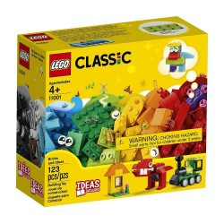 LEGO Classic Bricks and Ideas 11001 Building Kit