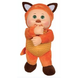 Cabbage Patch Kids Woodland Friends Cutie Beau Fox Plush Doll