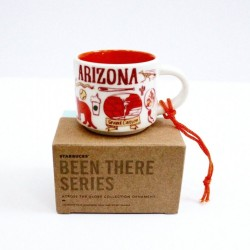 Starbucks Arizona Demi Mug Ornament Been There Series 2 Fl Oz
