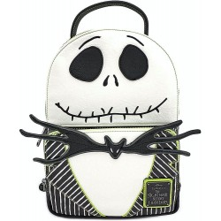 Loungefly Nightmare Before Christmas Jack Skellington Cosplay Mini Backpack