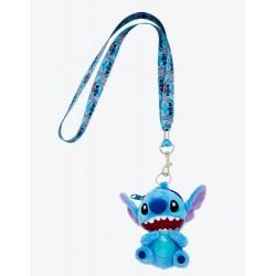 Loungefly Disney Lilo and Stitch Plush Lanyard