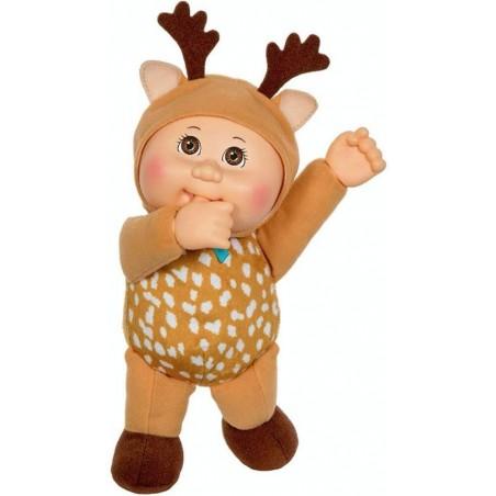 Cabbage Patch Kids Cuties Reynolds Deer Doll Plush