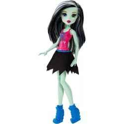 Monster High Frankie Stein - The daughter of Frankenstein