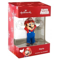 Hallmark Super Mario Mario Christmas Tree Ornament