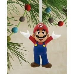 Hallmark Super Mario Mario Christmas Tree Ornament
