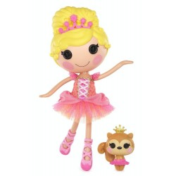 Lalaloopsy Ballet Dancer Allegra Leaps N Boungs Large Doll