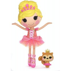 Lalaloopsy Ballet Dancer Allegra Leaps N Bounds Large Doll
