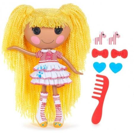 Lalaloopsy Loop Hair Spot Splatter Splash Large Doll