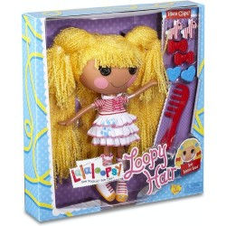 Lalaloopsy Loop Hair Spot Splatter Splash Large Doll