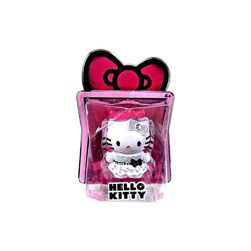 Hello Kitty Limited Edition Collectible Crystal Doll - 4 Inches